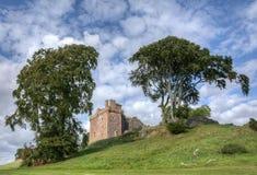 Balvaird slott, Skottland Royaltyfri Fotografi
