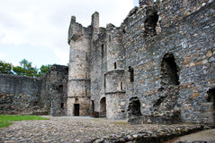 Balvenie城堡内部 图库摄影