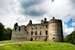 Balvenie城堡 免版税图库摄影