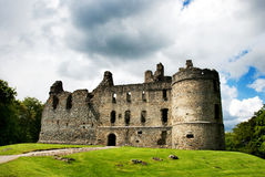 Balvenie Castle Royalty Free Stock Photography