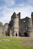 Balvenie Castle courtyard Stock Photography