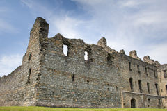 Balvenie Castle Stock Photo