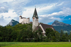 Balzers royalty free stock images