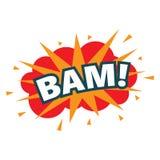 BAM διατύπωση του υγιούς συνόλου επίδρασης διανυσματική απεικόνιση