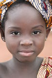 Bamako girl royalty free stock photo