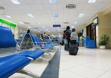 Bamako-Sénou airport lounge Royalty Free Stock Images
