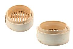 Bambù cotto a vapore Fotografia Stock