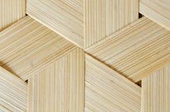 Bambù del tessuto Fotografia Stock Libera da Diritti