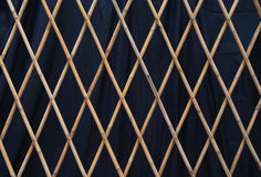 Bambù della maglia  Fotografia Stock Libera da Diritti