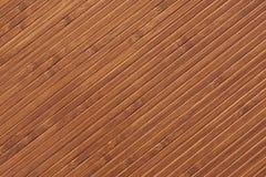 Bambù di legno della struttura Fotografia Stock Libera da Diritti