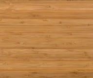 Bambù di legno di struttura Fotografia Stock