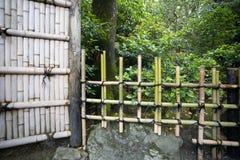 Bambù di protezione. Immagini Stock Libere da Diritti