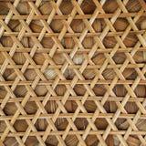 Bambù di struttura Immagine Stock