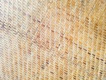 Bambù di superficie per fondo Fotografia Stock