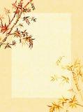 Bambù dissipato illustrazione di stock