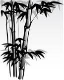 Bambú 8 stock de ilustración