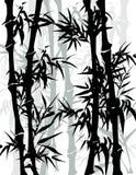 Bambú chino stock de ilustración