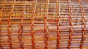 Bambú de la cestería Foto de archivo