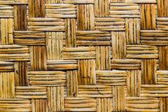 Bambú de la estera Imagen de archivo libre de regalías