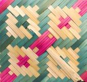Bambú de la textura Foto de archivo libre de regalías