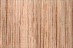 Bambú de la textura Imagenes de archivo