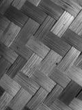 Bambú tejido Foto de archivo