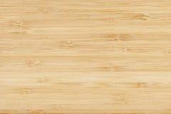 Bambú de madera de la textura Foto de archivo