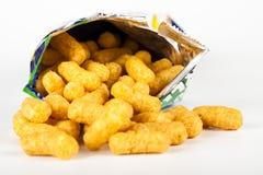 bamba快餐 免版税库存图片