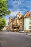 bamberg Германия Красивейшее старое хором Стоковое Фото