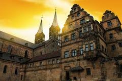 bamberg Германия Стоковая Фотография