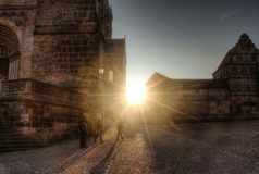 Bamberg Stock Foto's