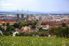 Bamberg, Alemania fotografía de archivo