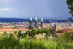 Bamberg, Alemania Fotos de archivo