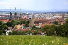 Bamberg, Alemania Fotos de archivo libres de regalías