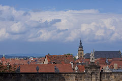 Bamberg, Allemagne Image stock