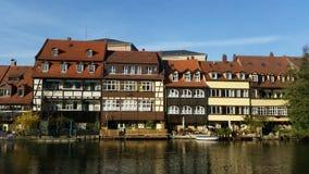 Bamberg arhitecture Fotografia Royalty Free