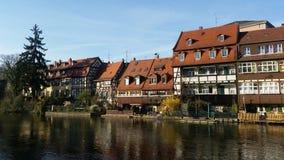 Bamberg arhitecture Zdjęcie Stock