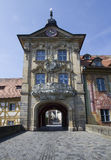 Bamberg Cit Hall Royalty Free Stock Photos
