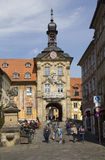 Bamberg Cit Hall, Germany Stock Image