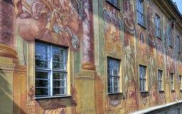 Bamberg City Hall Stock Images