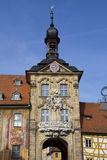 Bamberg City Hall Gate Royalty Free Stock Photo