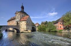 Bamberg City Hall, Germany Stock Photography