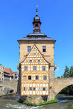 Bamberg City Hall Royalty Free Stock Photos