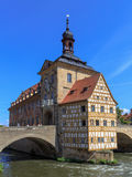 Bamberg City Hall Stock Photography