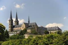 Bamberg in Deutschland Stockbild