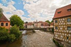 Bamberg, Deutschland Lizenzfreies Stockfoto