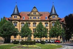 Bamberg is een stad in Beieren, Duitsland royalty-vrije stock fotografie