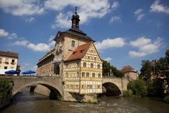 Bamberg en Alemania Foto de archivo