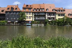 Bamberg in Germany Royalty Free Stock Images