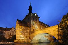 Bamberg in Germany Stock Image